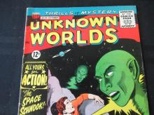 Lot 195: Unknown Worlds 12c #34
