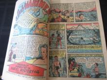 Lot 193: Fantasy Masterpieces 25c #9 Origin Human Torch