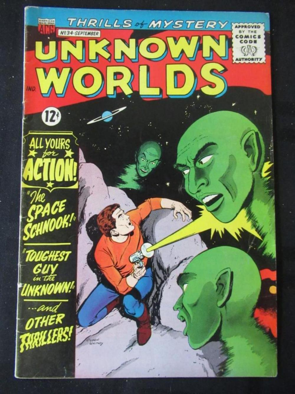 Unknown Worlds 12c #34