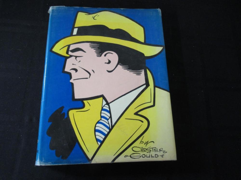 Celebrated Case of Dick Tracy ~ Gould