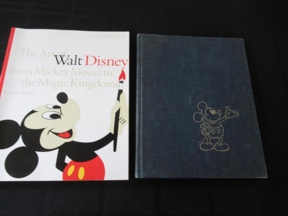 Th Art of Walt Disney Mickey Mouse to MK