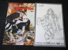Lot 204: Grimm Fairy Tales Return to Wonderland - signed