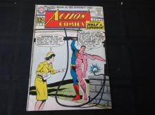 Lot 214: Action Comics #290 12c 1962 Half a Superman