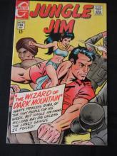Lot 228: Jungle Jim 12c #22 Wizard of Dark Mountain