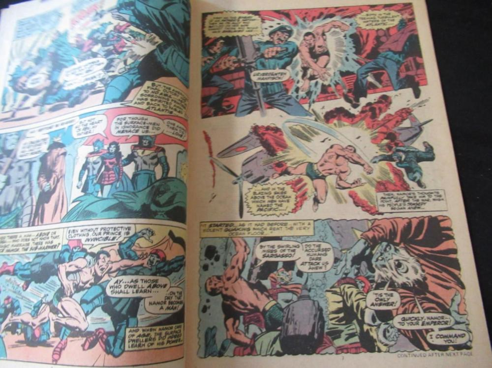 Lot 231: Tales to Astonish featuring Sub-Mariner #1 1979