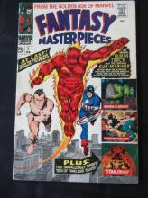 Lot 236: Fantasy Masterpieces 25c #7 Sub-Mariner