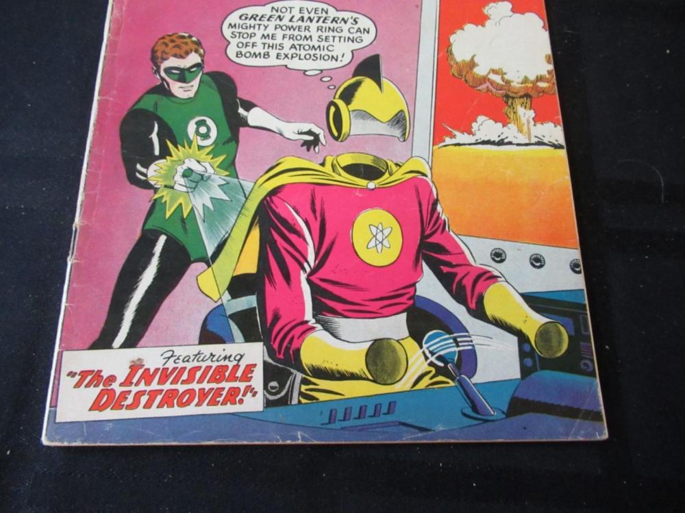 Lot 273: Showcase Present Green Lantern 2nd Appearance