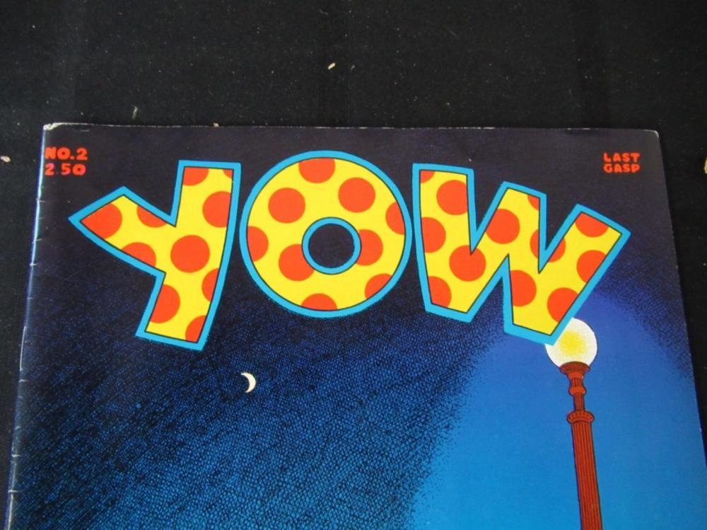 Lot 274: Yow Underground Comics #2 1984 Last Gasp