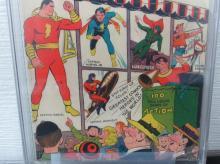 Lot 279: America's Greatest Comics #8 CGC 4.0 Spy Smasher