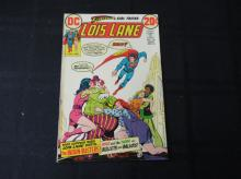 Lot 294: Lois Lane #126 The Brain-Busters