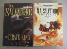 Lot 315: Gauntlgrym & Private King RA Salvatore Graphic