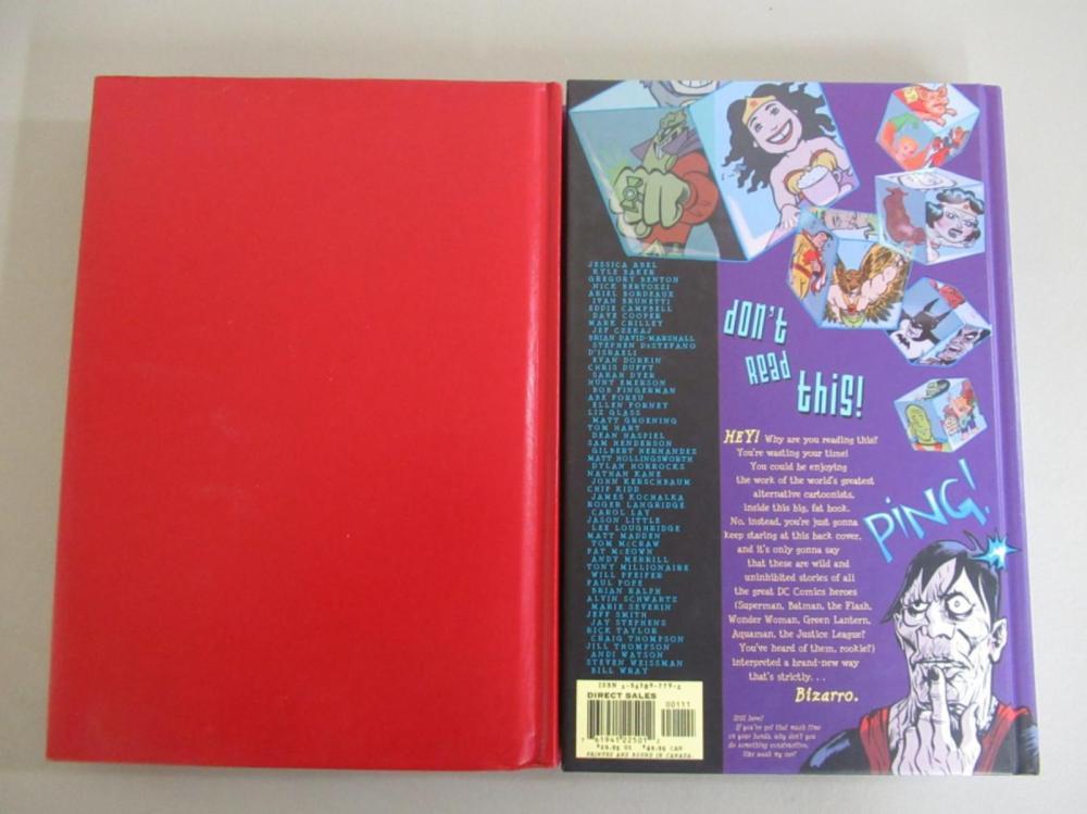 Lot 316: Bizzarro & The Best of Marvel Comics Graphic Novel