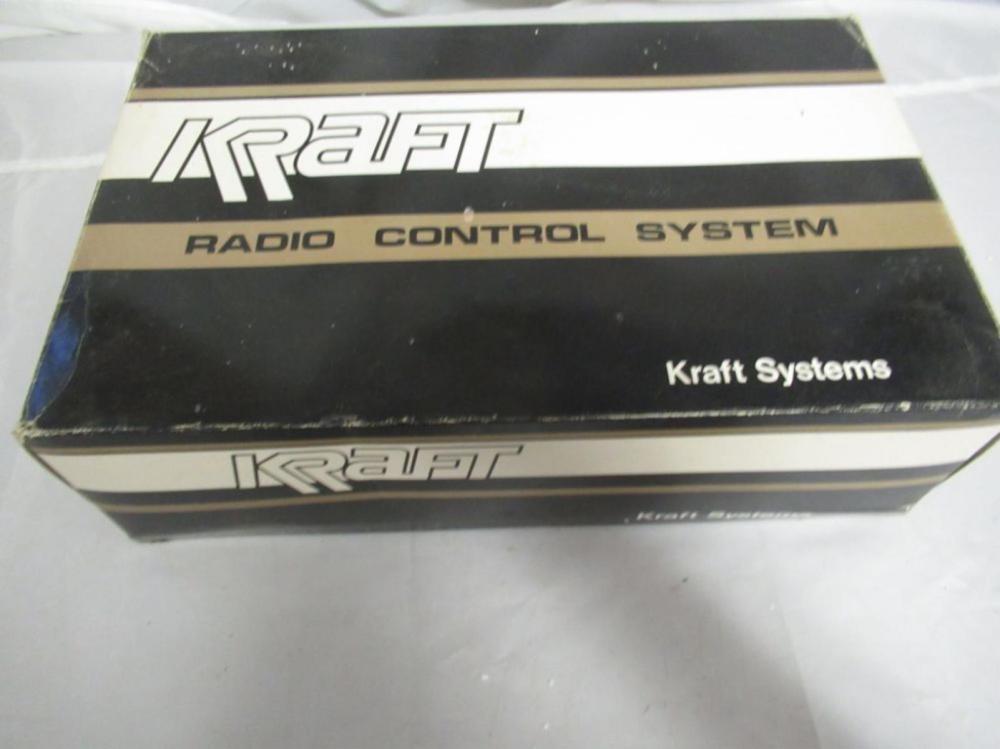 Kraft Radio Control System 4 Channel KP4KB
