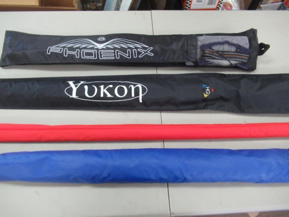 4 Phoenix, Precision, Yukon, Excellence Kites New