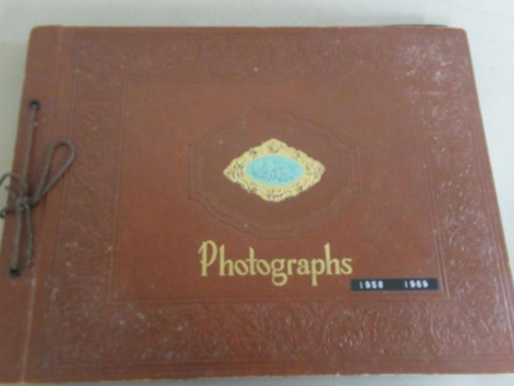 Photo Album 1958-1969 Leslie Edwards Milford CT