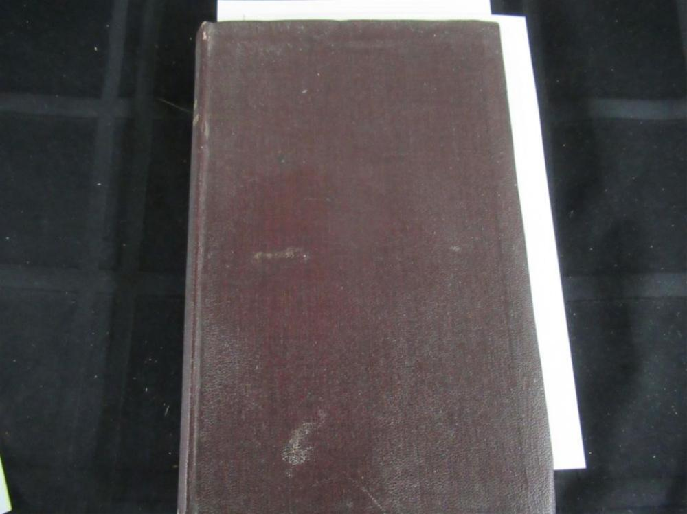 Guidebook to Western United States 1916