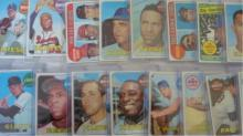 1969 TOPPS Baseball Cards some semi-stars NM