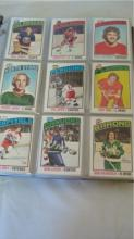OPC 1976-77 Full Set Hockey Cards