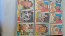 1961 TOPPS 44 Baseball Cards EXM or Better