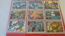 1960's TOPPS Batman 16 Cards