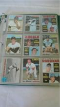 1970 TOPPS 54 Baseball Set Low #'s EX+