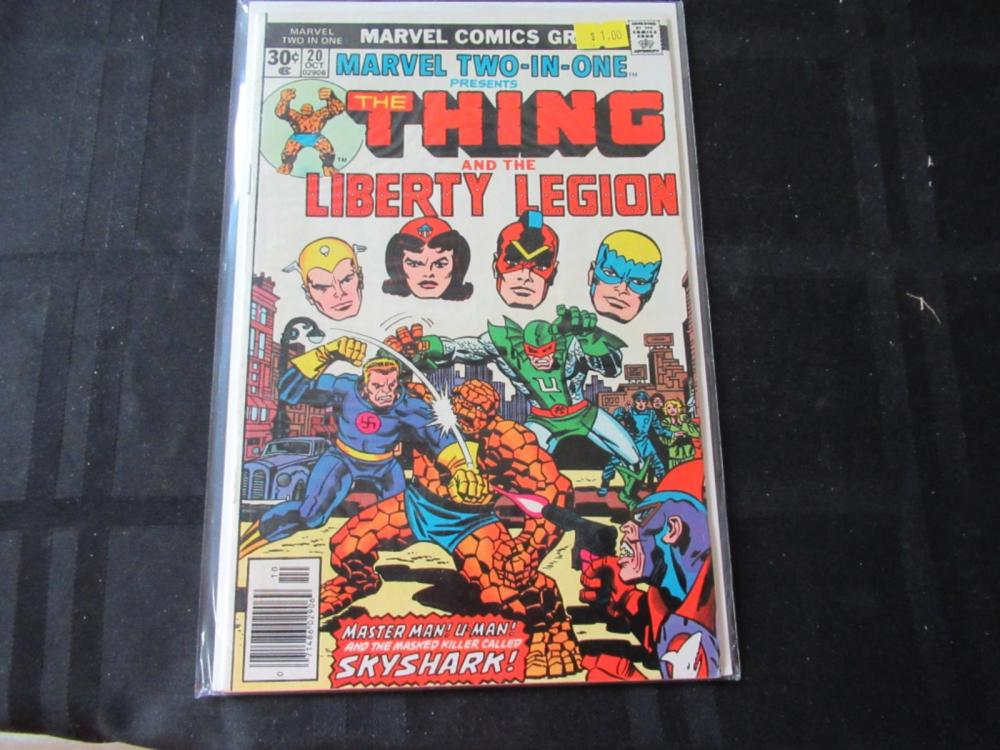 Huge Comic Book Extravaganza Auction