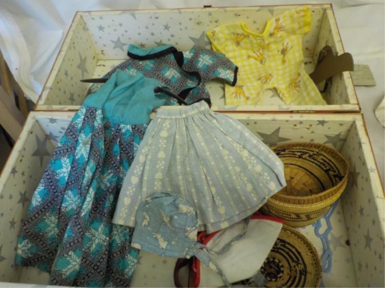 Pink doll united air travel case w wedding dress for Wedding dress travel case