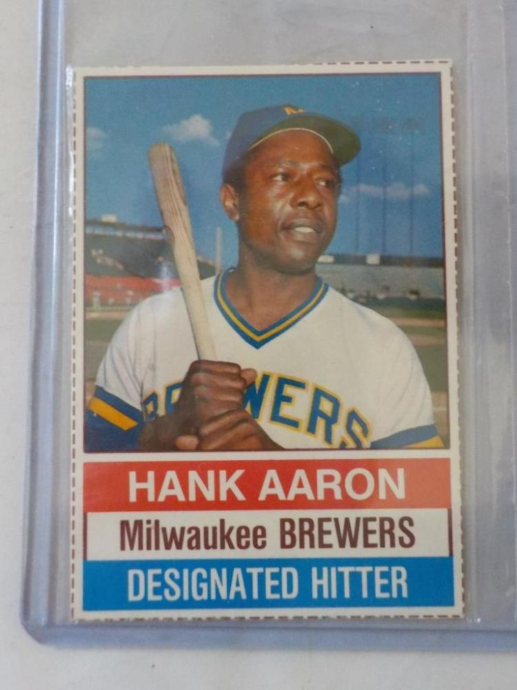 1976 Hank Aaron #94 Baseball Card