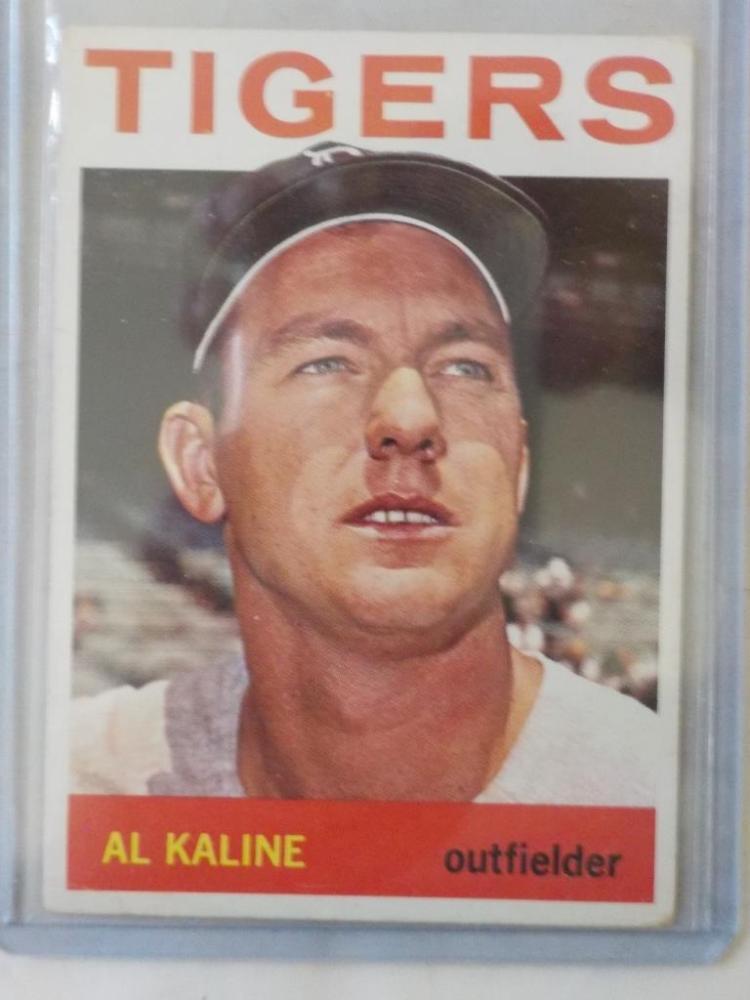 1964 TOPPS Al Kline #250 Baseball Card EX-EX+