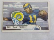 1951 Bowman Football Paul
