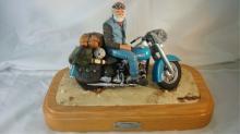 Harley-Davidson 'Old Soldier' Figure 1994