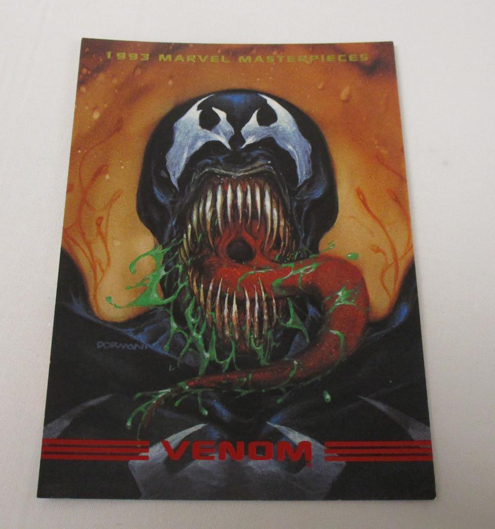 1993 Marvel Masterpieces #45 Venom