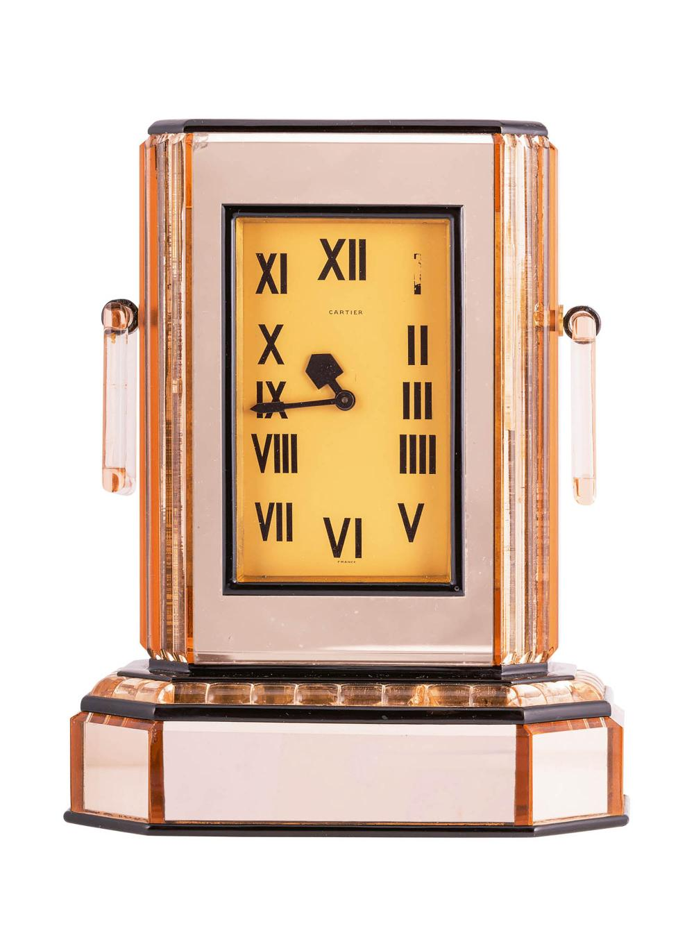 CARTIER PARIS - Oversized and extremely rare tinted looking