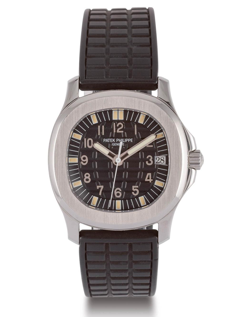 Patek Philippe - Ref. 5060 - Steel - Aquanaut d565d35b41
