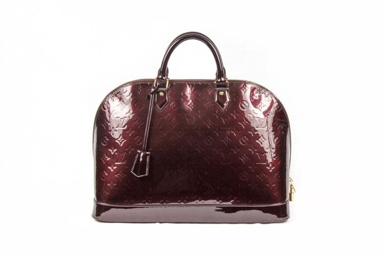 5baf1c6a64 Couleur Interieur Sac Louis Vuitton. Louis VUITTON Sac Alma grand modèle en  monogramme ...