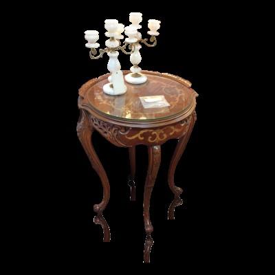 Restored Set of Antique Tables