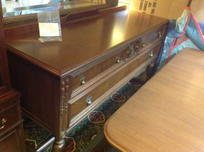 Antique Buffet/Sideboard