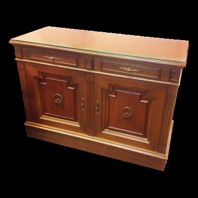 Solid Carved Buffet