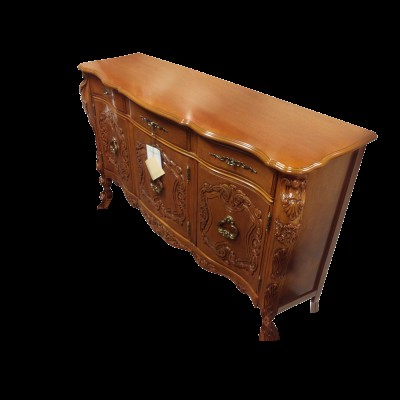 Solid Carved Buffet/Side Board