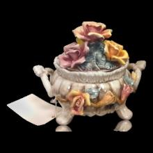 Genuine Capodimonte Centerpiece