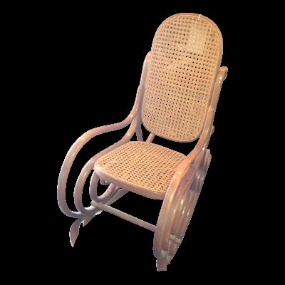 Antique Child's Bentwood Rocker