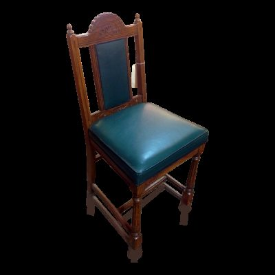 Antique Carved Wood Chair