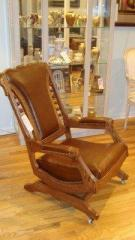Antique Eastlake/Victorian Rocker