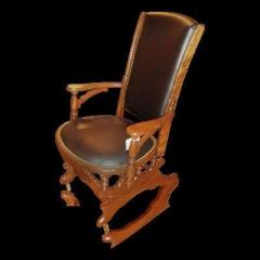 Antique Original Windsor Bentwood Rocker