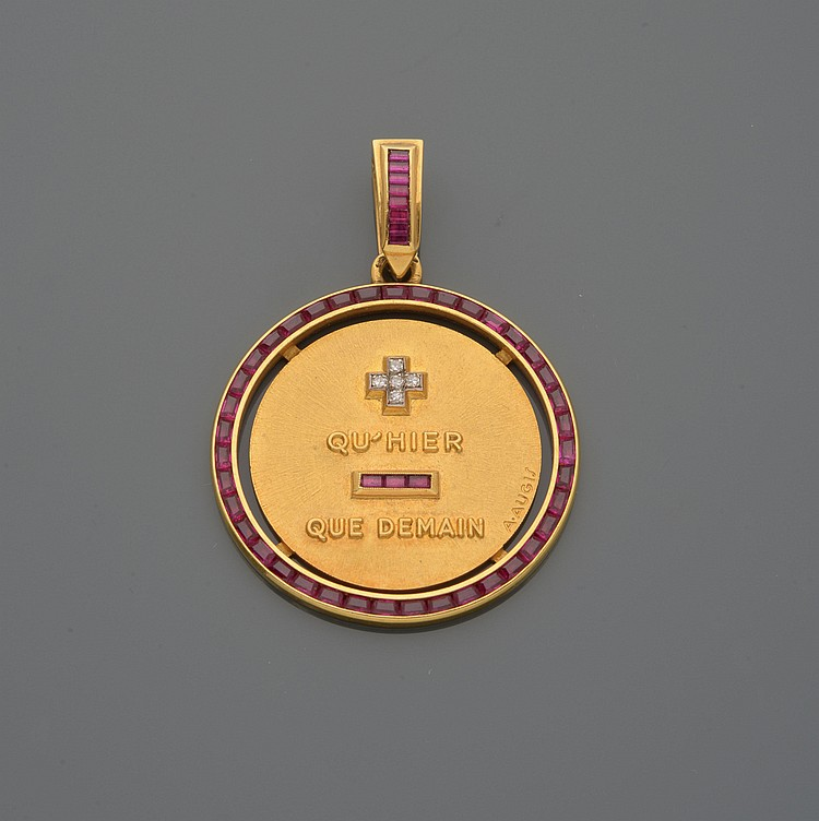 MEDAILLE D'AMOUR
