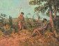 Ker Xavier ROUSSEL 1867-1944 - Le berger d'Arcadie