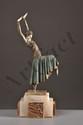 Demeter H CHIPARUS 1888-1950 - Vested danser