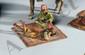 Attribué à Franz Bergman 1898-1963 - Deux jeunes maures sur un tapis