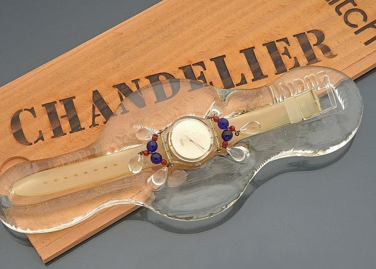 Swatch Modèle Chandelier