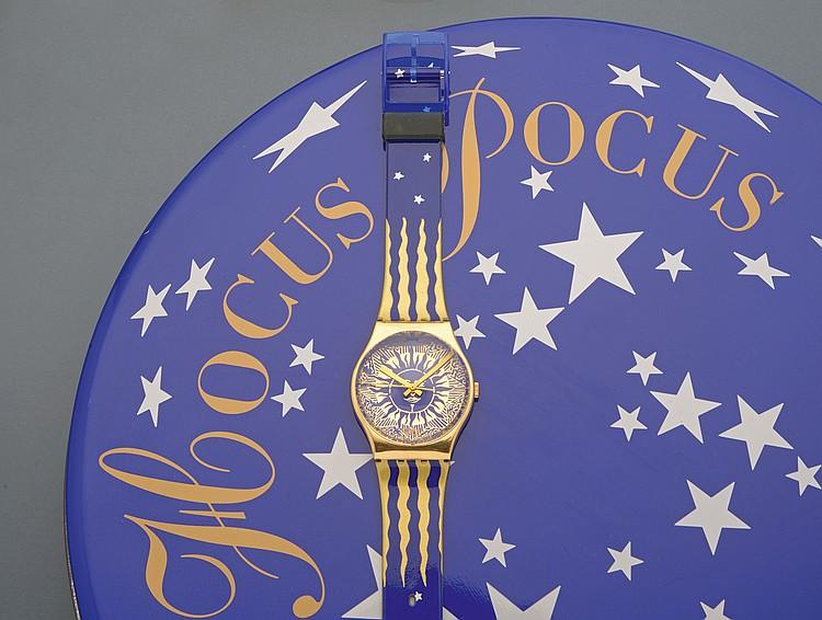 Swatch Modèle Hocus Pocus
